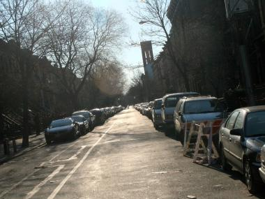 Drivers in Park Slope now have an app to help them find spots either in private driveways or on the street.