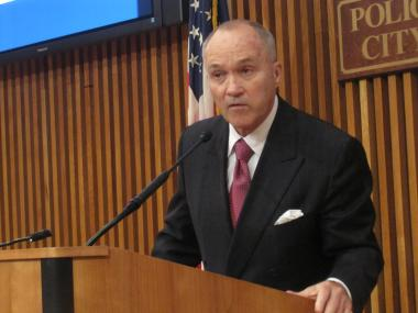 "Police Commissioner Ray Kelly said that a change in the rape laws appears ""appropriate"" following the Michael Pena case."