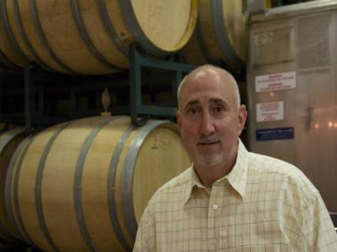 Robert Rando, 57, owner of the Staten Island Winery, starting teaching friends how to make wine in his basement. When he realized there was a demand, he opened his Travis winery in 2004.