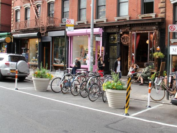 DNAinfo is looking at the East Village versus Williamsburg as part of a series on heatlhy neighborhoods.