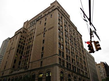 The building at 17 Lexington Ave. was constructed in 1929, and officials said they decided to renovate the building rather than raze it to preserve its history.