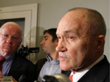 Police Commissioner Ray Kelly outlined new oversight and training procedures for the NYPD's controversial stop and frisk program Thursday.
