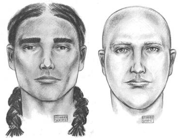 Police are looking for these two men in connection with the killing of Miles Klein in Wakefield, Bronx home on May 16.