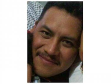 A photo of Adrian Zamora, who died May 17, 2012, at a construction site in SoHo. Provided by his family.
