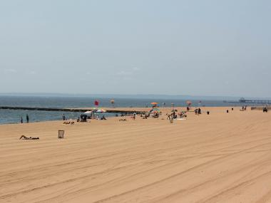 New York City beaches will be open from Saturday, May 27, 2017, through the Labor Day weekend.
