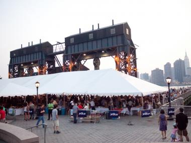 In 2011 Taste of LIC drew a crowd of approximately 1200 people