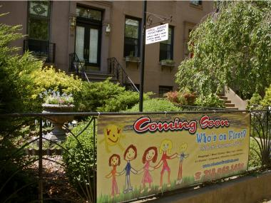Children's Enrichment Studio to open in Carroll Gardens in September.