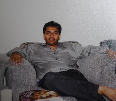 Mohamed Hussain, 46, who died in a fatal LIE crash on June 2, 2012.