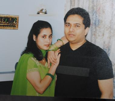 Mohamed Hussain, and his wife Rohima. Hussain died on June 2, 2012, in a fatal crash on the Long Island Expressway.