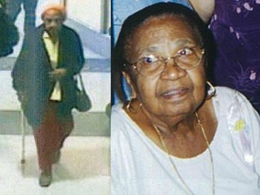 Isabel Pascual, 86, went missing from LaGuardia Airport Wednesday afternoon, according to the NYPD.