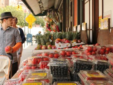 Forest Hills residents will have more fresh produce options when the area's greenmarket opens next month.