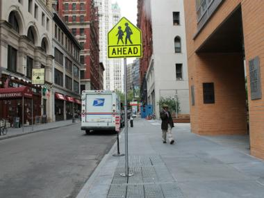 After a push by parents, local officials and principals, each school Downtown will get a crossing guard.