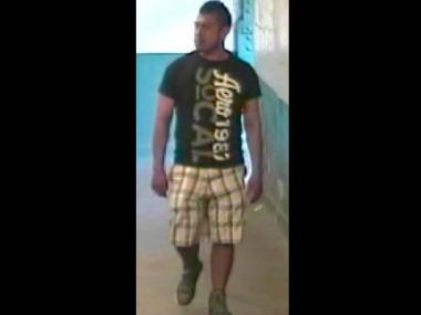A mohawk-wearing man is suspected of a sexual assault involving a 15-year-old, on May 31, 2012.