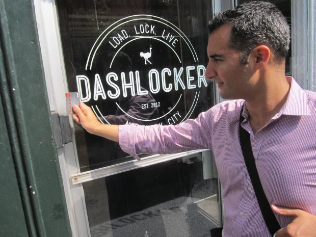 DashLocker is bringing 24-hour high-tech locker laundry and dry cleaning service to four UES locations.