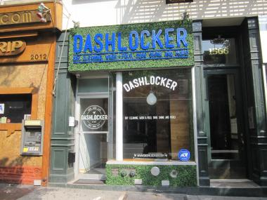 DashLocker at 1566 Second Ave. is hoping to change the laundry business.
