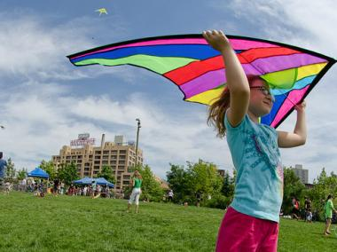 The second annual Brooklyn Kite Festival will take place on the Harbor View Lawn Saturday June 23.