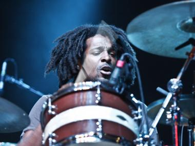 DJ Jaleel Bunton, of the band