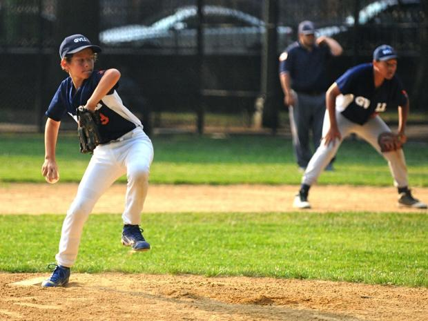 With opening day 2013 fast approaching and two downtown facilities closed, baseball diamonds for youth games are at a premium.
