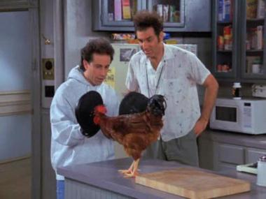 """The Little Jerry"" was the 145th episode of Seinfeld, season 8, episode 11."