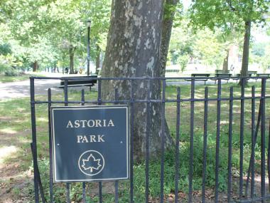 Residents who live around the Astoria Park say they are fed up with the nighttime street party on Shore Boulevard