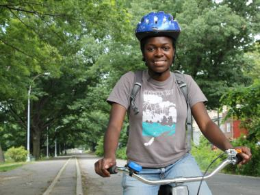Devona Sharpe, the greenway coordinator for the Bronx River Alliance, gave DNAinfo a tour of some of her favorite trails and waterways along the Bronx River.