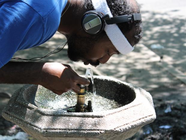 New Yorkers for Parks found the park's four drinking fountains are prone to plumbing problems.
