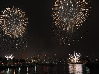 Several roads will be closed July 4 in Brooklyn Heights and DUMBO for the annual fireworks display.