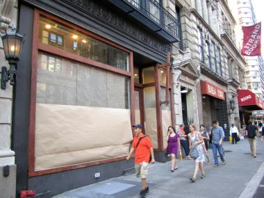Forbidden Planet will be located near the Strand Book Store after its planned July 2012 move.