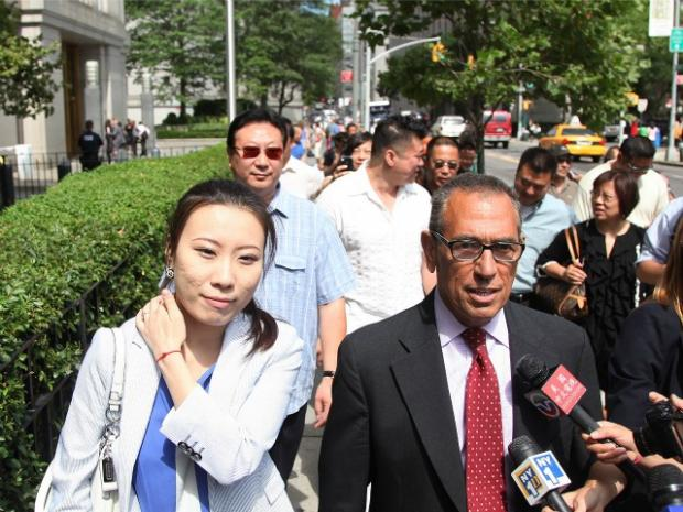 "Xing Wu ""Oliver"" Pan and Jia ""Jenny"" Hou were found guilty of defrauding the city of matching funds."