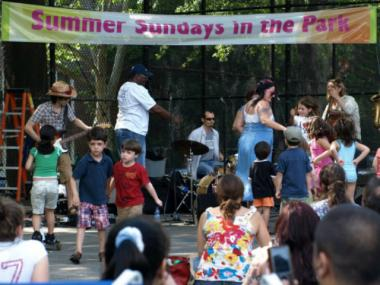 Summer Sundays at the Park runs from July 8 to August 26,2012.