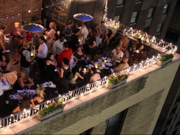 Top 10 Unpretentious Rooftop Bars In New York City New