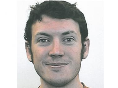 The University of Colorado Denver, Anschutz Medical Campus, released this photo of James Holmes, who was reportedly a graduate student studying neuroscience at the school. He was arrested after Friday's shooting in Aurora, allegedly carrying a rifle, handgun and gas mask, news reports said.