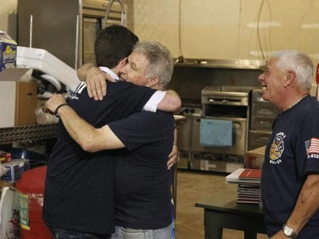 "Friends of Firefighters, an independent nonprofit that assists current and retired FDNY members, military service members and their families, was scheduled to appear in an episode of ABC's ""Secret Millionaire"" Sunday, July 29, 2012."