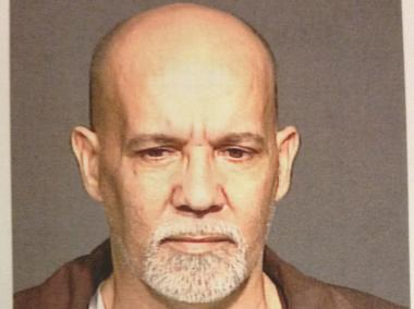 Alleged Etan Patz killer, Pedro Hernandez, in his mugshot after being arrested on May 23, 2012