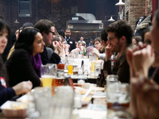 DNAinfo.com New York has assembled a guide of some of the top beer gardens and beer halls in the city.