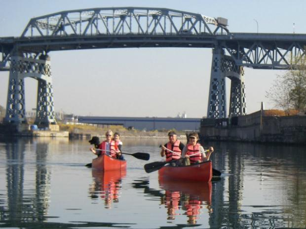 Historians say the area around Newtown Creek is rich with the possibility of archeological findings.