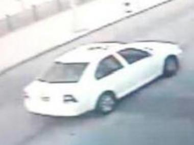 Police are trying to track down a white Volkswagen Jetta used in a drive-by shooting in Brooklyn Sunday night that injured six individuals, including a 2-year-old girl