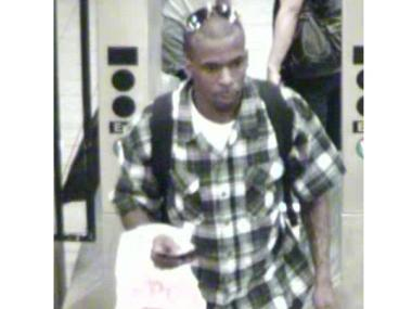 Police are searching for the man in this photo, who has allegedly robbed at least 17 people in the East Village and Gramercy Park since May, the NYPD said.