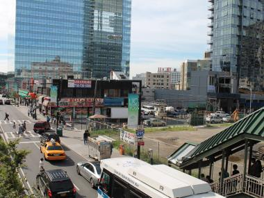 The city wants to rezone part of Queens Plaza and Dutch Kills in Long Island City.