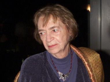 Famed film critic Judith Crist passed away at the age of 90 in Manhattan on Aug. 7, 2012.