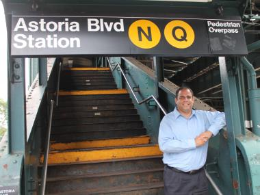 Costa Constantinides was born and raised in Astoria.