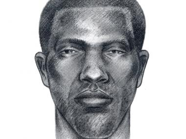Police are searching for a man who committed two gunpoint robberies in the West Village in June and July 2012.