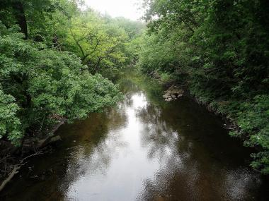 The U.S. Geological Survey has for decades monitored the quality and level of surface water, such as the Bronx River, and groundwater throughout New York City and part of Nassau County.