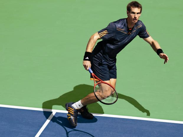 Nike, Fila and Adidas have shown off their clothing designs for the 2012 U.S. Open.