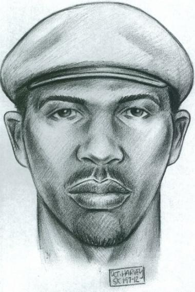 Police released this sketch Aug. 24, 2012 of the suspect in an Aug. 17 sexual assault near Washington Square Park.