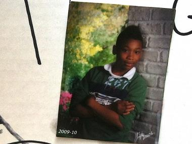 A 13-year-old boy was shot to death on August 24, 2012, the latest young victim of gun violence on the streets.