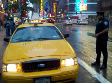Livery cabs will also be able to pick up street hails after Hurricane Sandy.