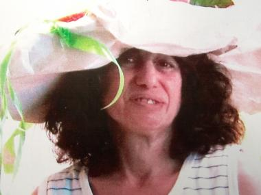 Jessica Dworkin was fatally hit by a truck in the West Village Monday August 27, 2012.
