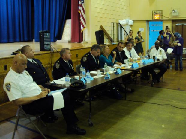 City officials have agreed to consider far-reaching changes to school discipline policies, including how school safety agents are trained and what offenses students can be ticketed for, following a series of rare joint meetings between the Education and Police Departments and parents and students in The Bronx.