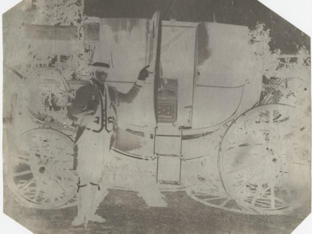 Images from William Henry Fox Talbot, inventor of the photograhic negative, head to an UES gallery.